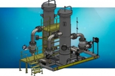 Oil and gas processing FEA services